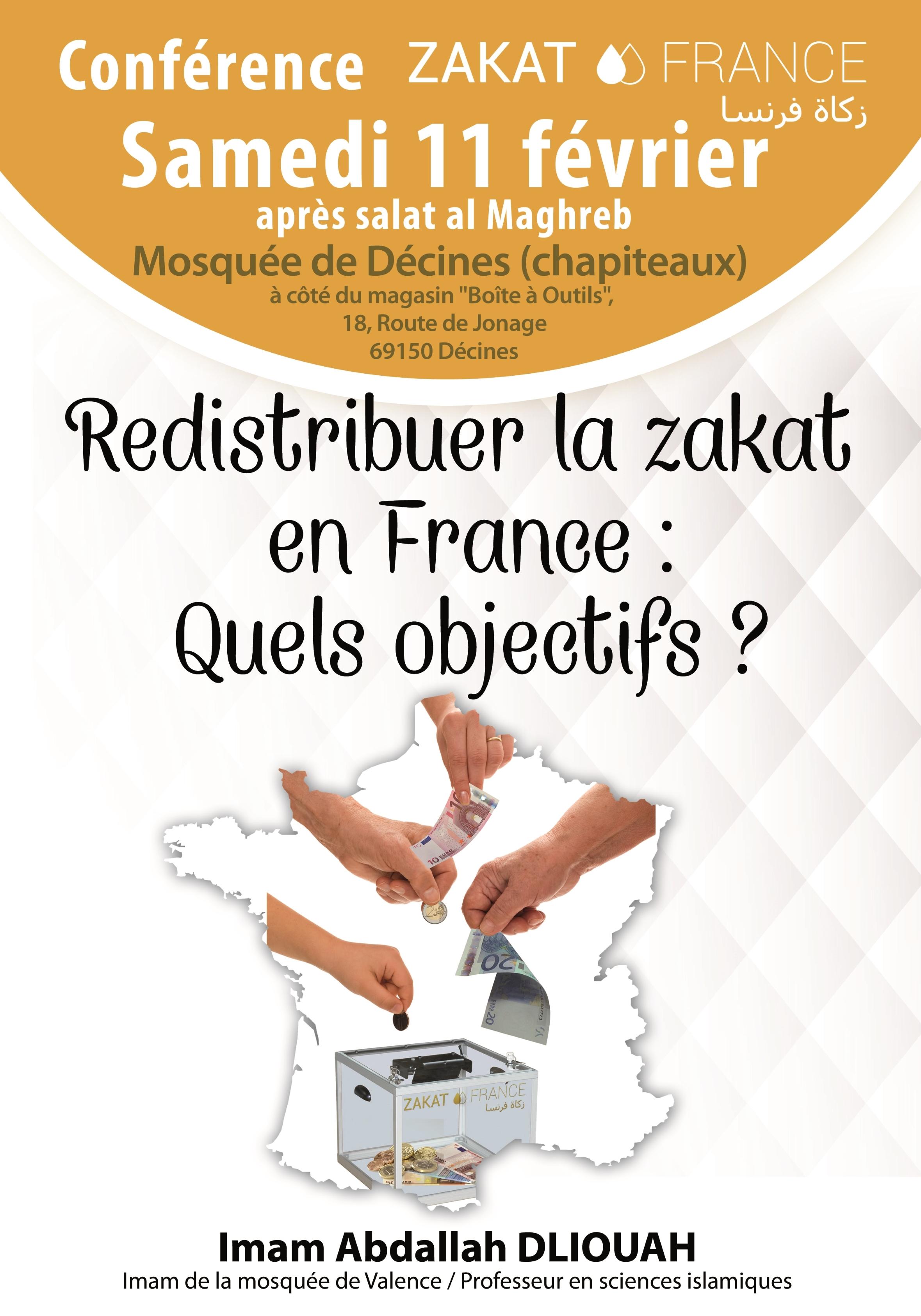 Zakat France : Redistribuer la Zakat en France : Quels objectifs ?